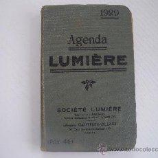 Cámara de fotos - FOTOGRAFIA - AGENDA LUMIERE 1.929 - SOCIETE LUMIERE - 52159290