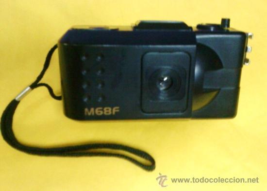 MAQUINA FOTOGRAFICA M68F AÑOS OCHENTA. (Cámaras Fotográficas - Otras)
