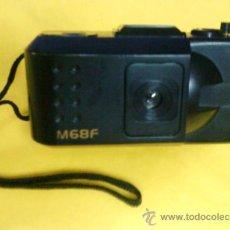 Cámara de fotos: MAQUINA FOTOGRAFICA M68F AÑOS OCHENTA.. Lote 15283316