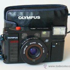 Cámara de fotos: COLECSIONISTA ! CAMARA CON ESTUCHE OLYMPUS,QUICK AFL, OBJETIVO ZUIKO 38MM 1;28. . Lote 26378494