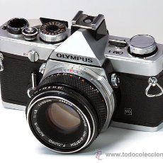 Cámara de fotos: CAMARA FOTOGRAFICA REFLEX OLYMPUS OM1 AÑOS 80 NO CANON. Lote 27381779