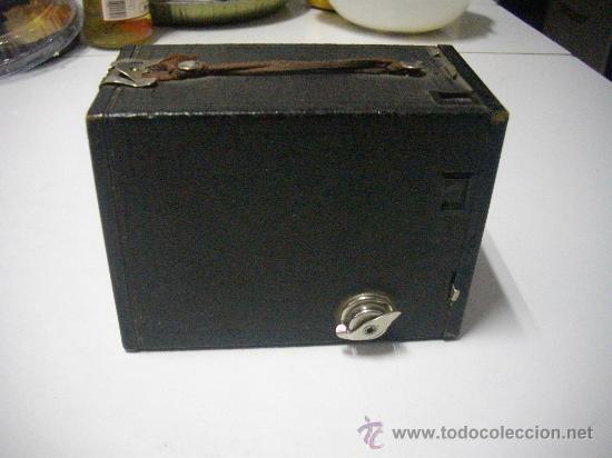 Cámara Fotográfica Antigua Kodak Film 120