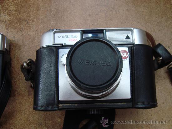 Cámara de fotos: DOS CAMARAS DE FOTOS WERLISA COLOR - Foto 2 - 26296524