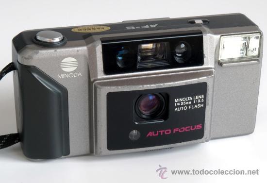 MINOLTA AF-3 AUTOFOCUS (Cámaras Fotográficas - Otras)