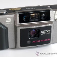 Cámara de fotos: MINOLTA AF-3 AUTOFOCUS. Lote 21415174