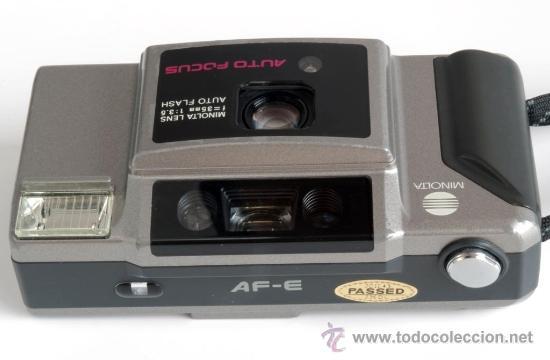 Cámara de fotos: MINOLTA AF-3 Autofocus - Foto 3 - 21415174
