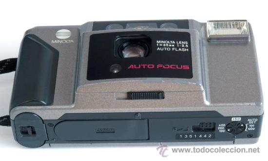Cámara de fotos: MINOLTA AF-3 Autofocus - Foto 4 - 21415174