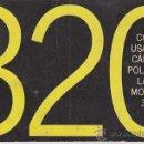Cámara de fotos: CATALOGO DE POLAROID MODELO -320. Lote 21511768