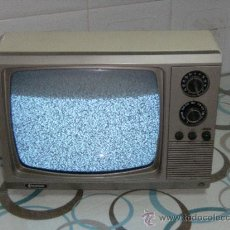 Cámara de fotos: TV SAMSUNG BLANCO Y NEGRO AÑOS 60. Lote 24632010