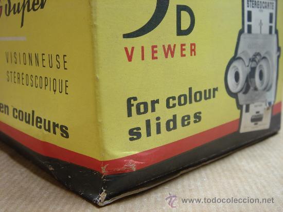 Cámara de fotos: defectos en la caja - Foto 8 - 26337425