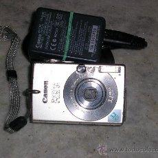 Cámara de fotos: CAMARA DE FOTOGRAFIAR **CANON**. Lote 22533655