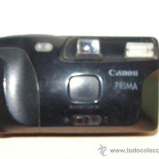 Cámara de fotos: CANON PRIMA, CAMARA AÑOS 90 FUNCIONA CON FUNDA. Lote 24010955