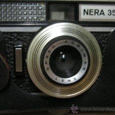 Cámara de fotos: CAMARA DE FOTOS NERA, ANTIGUA. FUNCIONA, CON FUNDA. Lote 24010975
