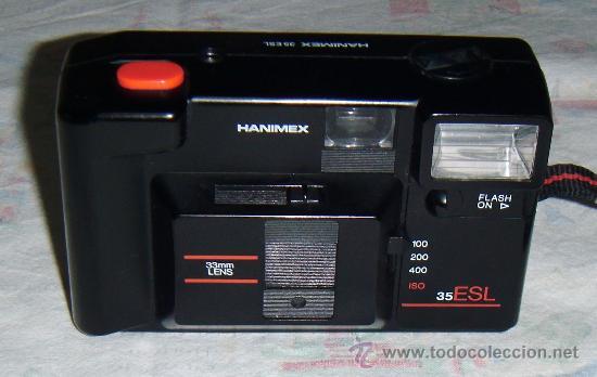 CAMARA FOTOS HANIMEX 35 ESL (Cámaras Fotográficas - Otras)