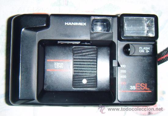 Cámara de fotos: camara fotos hanimex 35 ESL - Foto 2 - 25008010