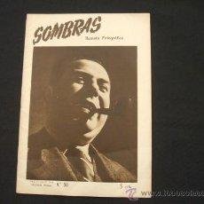 Cámara de fotos: REVISTA FOTOGRAFICA - SOMBRAS - Nº 50 - JULIO 1948 - . Lote 25791272