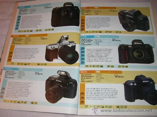 Cámara de fotos: Revista Super Foto Práctica (CATÁLOGO 2001) - Foto 2 - 27605618