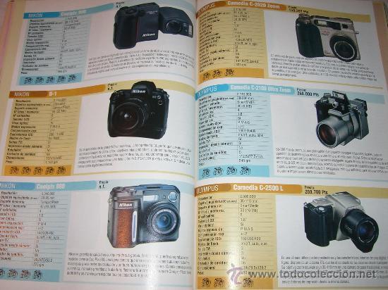Cámara de fotos: Revista Super Foto Práctica (CATÁLOGO 2001) - Foto 3 - 27605618