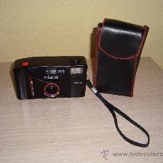 Cámara de fotos: CAMARA DE FOTOS ANTIGUA VINTAGE DE CARRETE - AÑOS 80. Lote 106056422