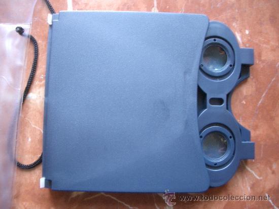 Cámara de fotos: Visor estereoscómpico panorámico plegable y con bolsa para llevar. - Foto 2 - 28037187