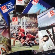 Cámara de fotos: REVISTA AF ARTE FOTOGRÁFICO LOTE DE 9 REVISTAS AÑO XXI 1972 DESDE LA Nº 244- 252 INCLUSIVE. Lote 28422530