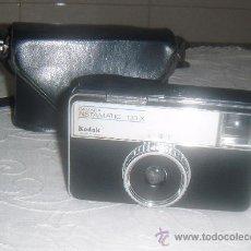 Cámara de fotos: CAMARA KODAK INSTAMATIC 133 X. Lote 28451309