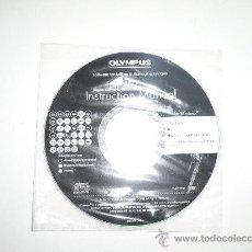 Cámara de fotos: CD MANUAL OLIMPUS DIGITAL CAMARA.. Lote 28543161