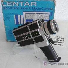 Cámara de fotos: CAMARA DE CINE SUPER 8 ZOOM LENTAR 3 PZ (REPARAR CONTACTOS. Lote 28570549