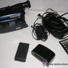 Cámara de fotos: CAMARA COMPACT VHS JVC - VER DESCRIPCION. Lote 28613663