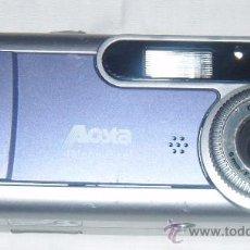 Cámara de fotos: CAMARA DE FOTOS DIGITAL AOSTA. Lote 29045004