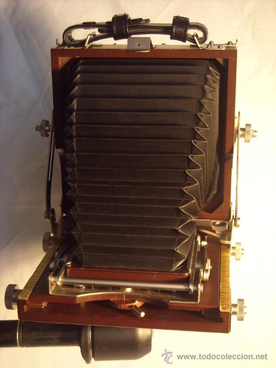 Cámara de fotos: Horseman Woodman 4x5 pulgadas schneider kreuznach xenar 150mm f4,5 copal 0 exc+++ - Foto 7 - 29279626