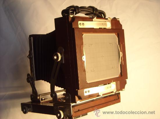 Cámara de fotos: Horseman Woodman 4x5 pulgadas schneider kreuznach xenar 150mm f4,5 copal 0 exc+++ - Foto 6 - 29279626