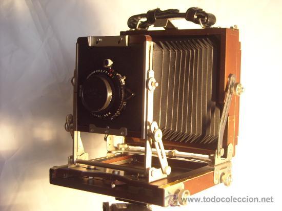 Cámara de fotos: Horseman Woodman 4x5 pulgadas schneider kreuznach xenar 150mm f4,5 copal 0 exc+++ - Foto 13 - 29279626