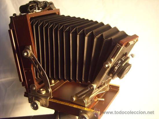 Cámara de fotos: Horseman Woodman 4x5 pulgadas schneider kreuznach xenar 150mm f4,5 copal 0 exc+++ - Foto 12 - 29279626