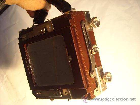 Cámara de fotos: Horseman Woodman 4x5 pulgadas schneider kreuznach xenar 150mm f4,5 copal 0 exc+++ - Foto 5 - 29279626