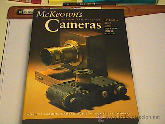Guía de precios Mckeowns para Antiguo /& Clásico cámaras 8th edición 1992-93 Softback