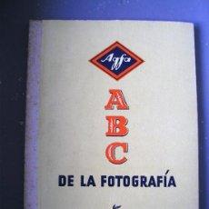Cámara de fotos: AGFA - ABC DE LA FOTOGRAFIA , AÑOS 50 APROX. Lote 29821832