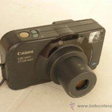 Cámara de fotos: CAMARA FOTO. CANON. SURE SHOT ZOOM MAX .36-76 MM AF.GASTOS DE ENVIO 8 € PARA ESPAÑA RESTO CONSULTAR. Lote 29995631