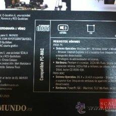 Cámara de fotos: &LOTE DE 44 CDS:TODO SOBRE FOTOGRAFÍA Y VIDEO DIGITAL EDITADOS POR EL MUNDO EN EL 2010.. Lote 30199018
