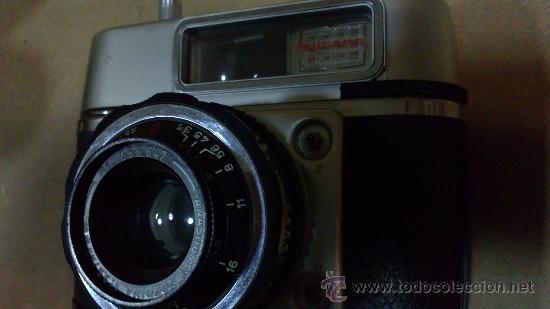 Cámara de fotos: &-CAMARA FOTOGRAFICA-FELICETTA-(MADE IN GERMANY).CON SU FUNDA . - Foto 5 - 30313270