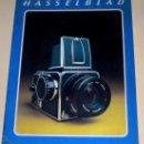 Cámara de fotos: CÁTALOGOS DE CÁMARAS 1977 HASSELBLAD - TAMAÑO DIN A4 INGLÉS 24 PÁGINAS. Lote 30500026