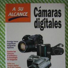 Cámara de fotos: MANUAL.CAMARAS DIGITALES POR DAVE JOHNSON AÑO 2003. Lote 30510638