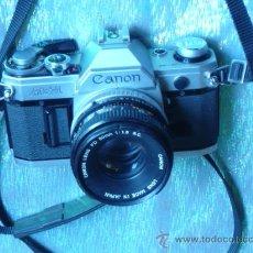 Cámara de fotos: CAMARA FOTOGRAFICA CANON AE1. Lote 30529719