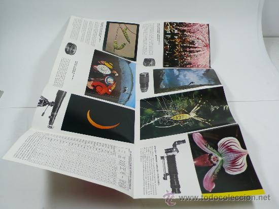 Cámara de fotos: asahi PENTAX, spotmatic. desplegable - Foto 3 - 30599470