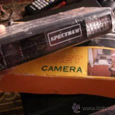 Cámara de fotos: CAMARA FOTOGRAFICA SPECTRUM 110 POCKET ORIGINAL DE LOS AÑOS 70 SIN ESTRENAR Y EN CAJA ORIGINAL . Lote 30621948