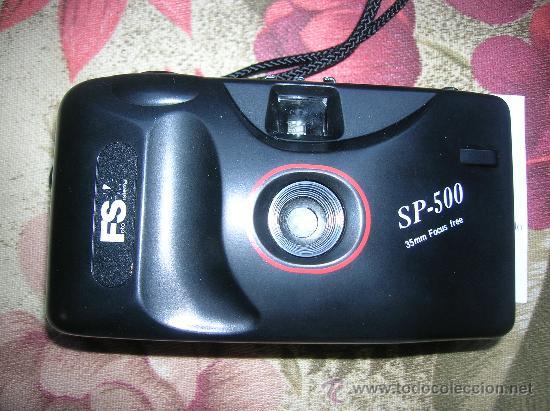 CÁMARA SP -500 - 35 MM FOCUS FREE (Cámaras Fotográficas - Otras)