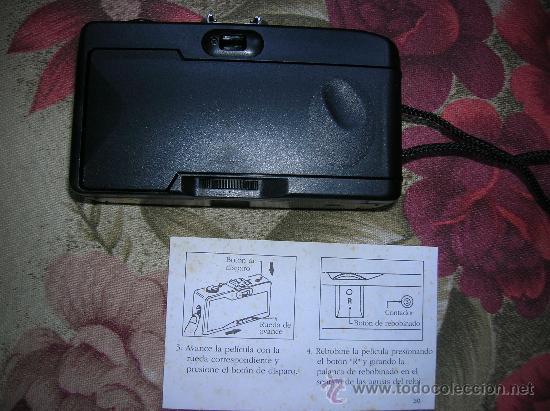 Cámara de fotos: Cámara SP -500 - 35 mm Focus free - Foto 2 - 31069806