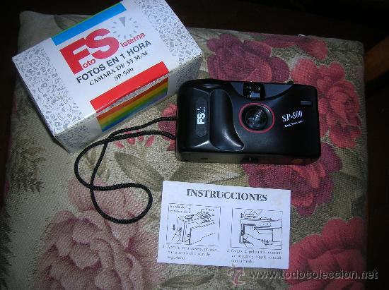Cámara de fotos: Cámara SP -500 - 35 mm Focus free - Foto 3 - 31069806