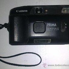 Cámara de fotos: CÁMARA CANON PRIMA JUNIOR.. Lote 31696001