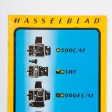 Cámara de fotos - Catálogo Hasselblad, Año 1977 - en español - 31755064